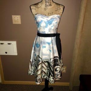 Anthropologie Moulinette Soeurs Skyward Dress 👗 2